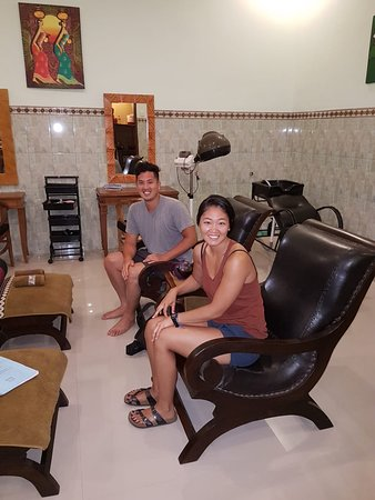 Two angel Lembongan spa; Massage,Hair,Facial, Acrillic/Gel nail, Body waxing