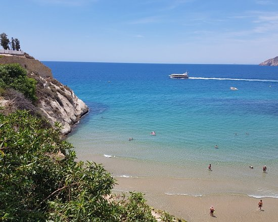 Playa Mal Pas: Great beach and great area