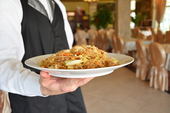 Restoran Great Wall-Kineski Zid Sarajevo: Sitne nudle fengan (Noodles fengan)