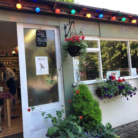 Sett Valley Cafe