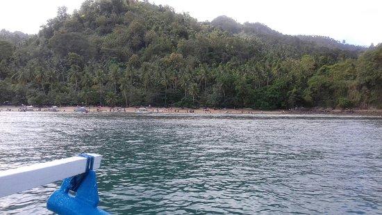 Bilde fra Karanggongso Beach