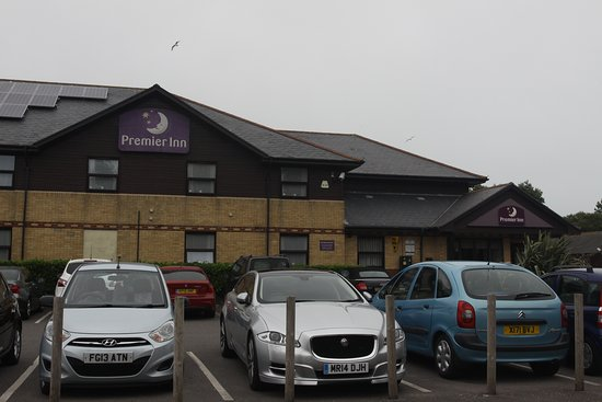 Premier Inn Weymouth Seafront hotel: Free Parking
