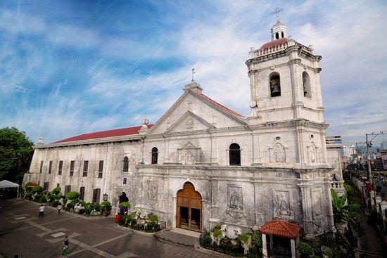 Βασιλική εκκλησία του Santo Nino