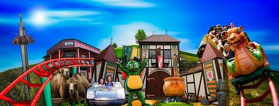 Heroldsbach, Jerman: Der Freizeitpark mit legendären Shows und liebevoll gepflegter Parkanlage