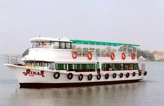 Minar Tourist Boat Cochin