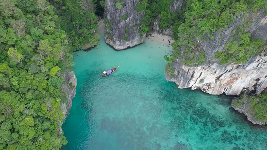 Phi Phi Island Boat Tours