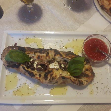 Restaurant Café Pizzeria Julia: tronchetto