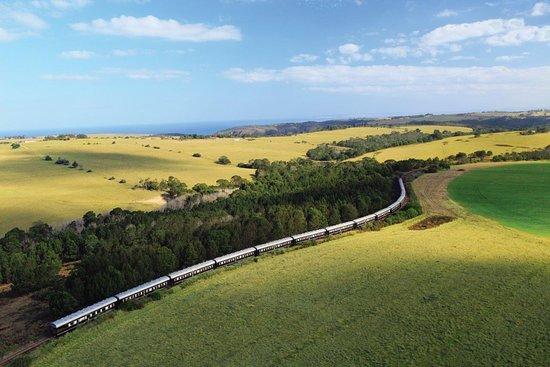 Review of Rovos Rail, Pretoria, South Africa