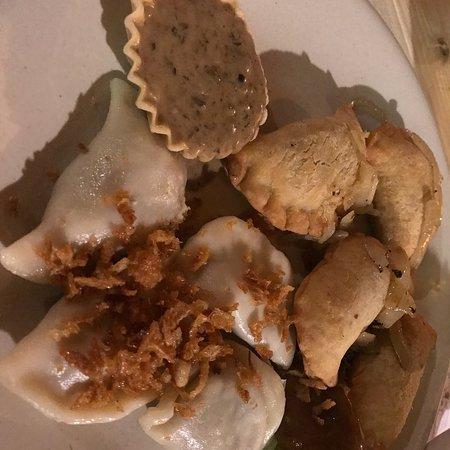 First impression of highlanders food