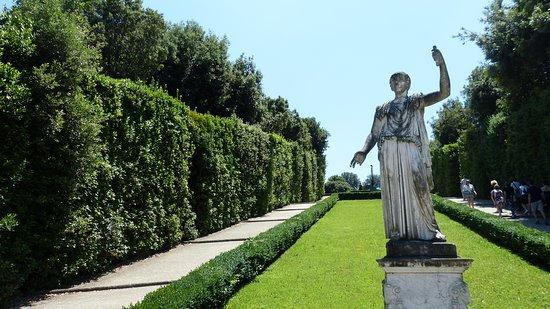 Giardini di boboli picture of giardino di boboli florence