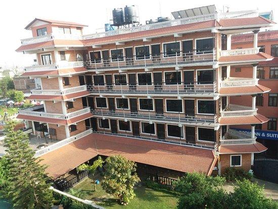 Brancher à Katmandou