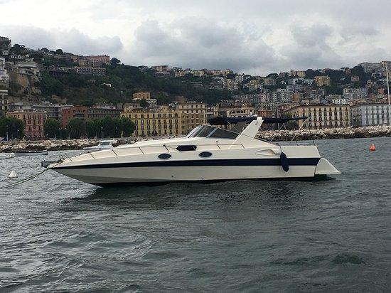 Napoli tour in barca