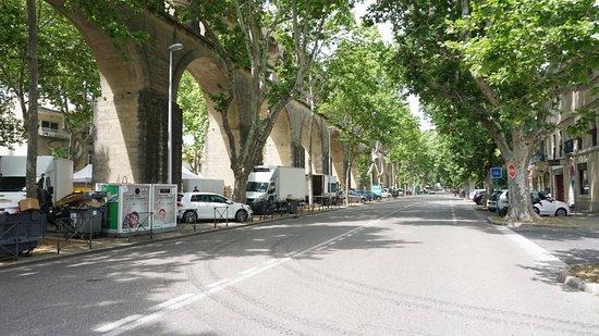 Aquädukt Saint Clément: Aqueduto Saint Clément