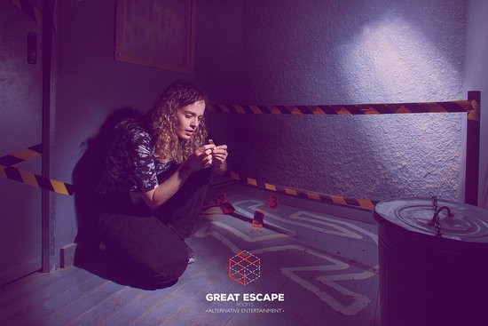 ‪Great Escape Rooms‬