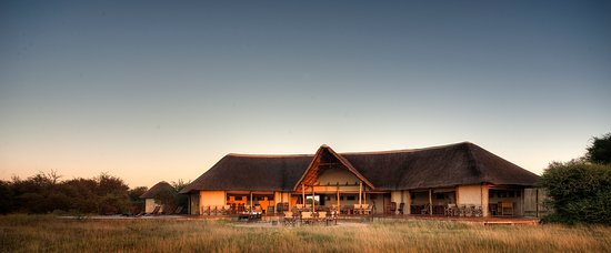 Nxai Pan National Park, Botswana: Kwando Nxai Pan Camp