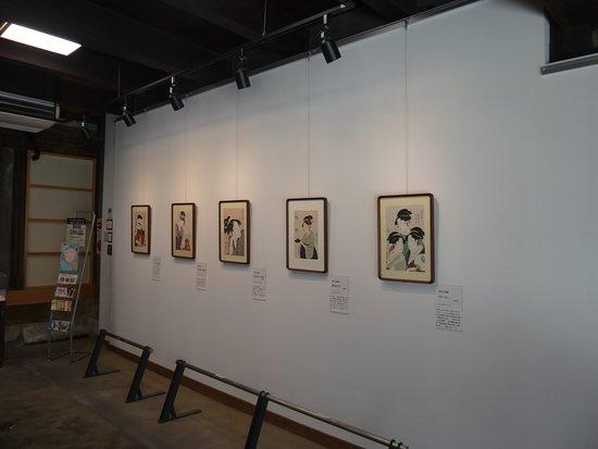 Tochigi Utamaro-kan: 歌麿復刻版