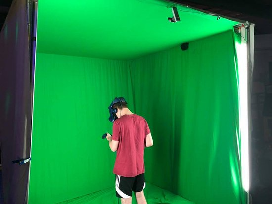 Player Ready Virtual Reality Redruth