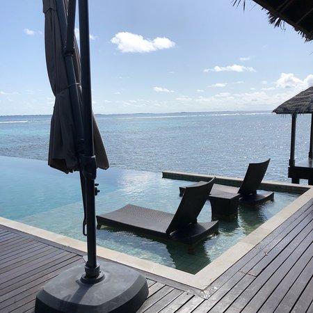 Фотография Shangri-La's Villingili Resort and Spa Maldives