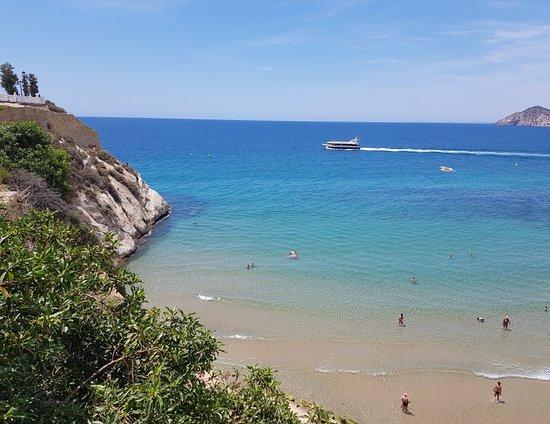 Platges de Benidorm: A lovely walk