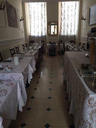 Hotel Viminale: Breakfast Room