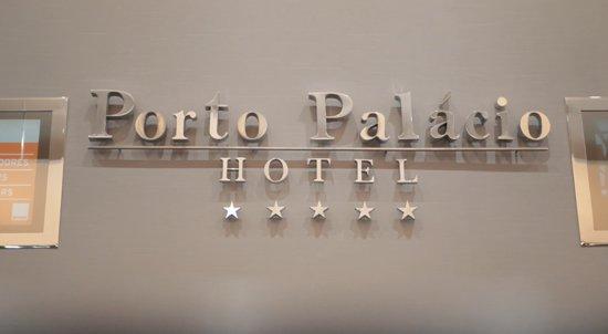 Porto Palacio Hotel & Spa: Welcoming Reception
