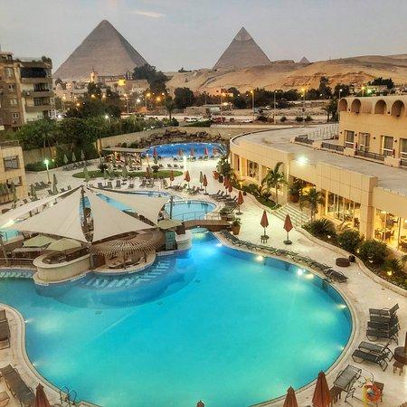 Le Meridien Pyramids Hotel Spa Gizeh Egypte Foto S Reviews En Prijsvergelijking Tripadvisor