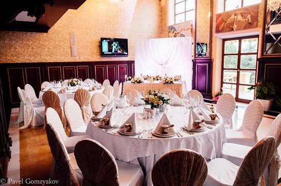 La Gioconda Restaurant: Wedding
