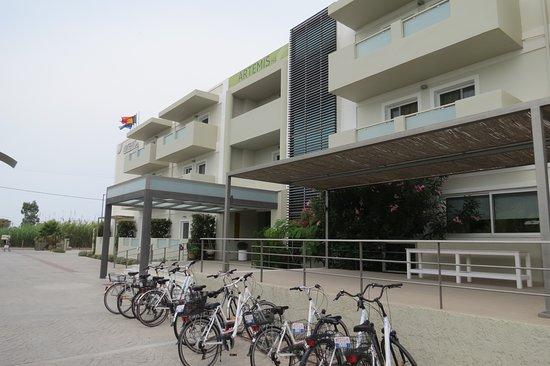 Artemis Hotel Apartments: hotel