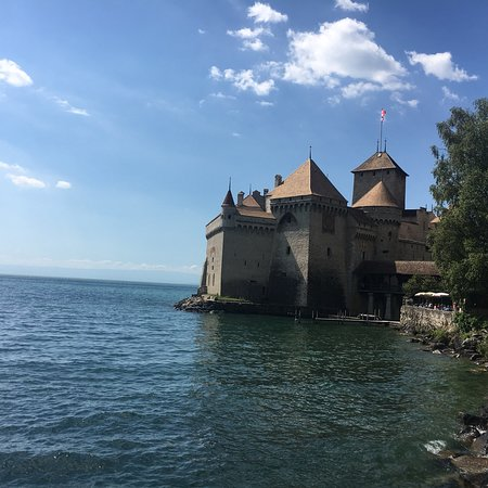 Фотография Шильонский замок