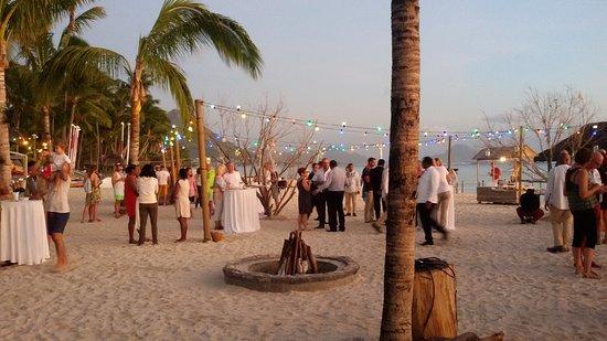 La Pirogue Mauritius: Feier zum 42. Geburstag des Hotels