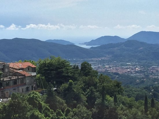 Bilde fra Castello Malaspina di Fosdinovo