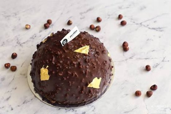 Piccolina: Gelato Cakes