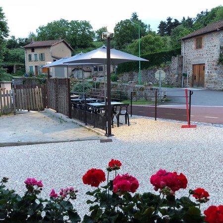 Le Crozet, فرنسا: L'auberge du Vieux Crozet