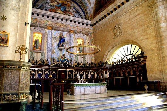 Havana Cathedral: Choeur de la cathédrale