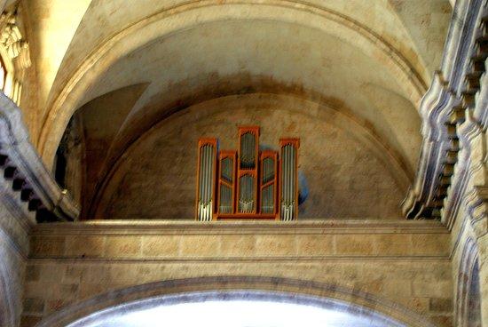 Havana Cathedral: L'orgue de la cathédrale