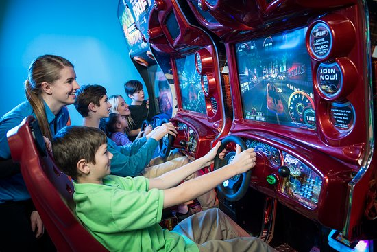 Kids Quest and Cyber Quest at Coushatta Casino: Cyber Quest games are curated to guarantee everyone has a fun, rewarding experience.