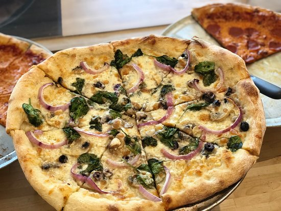Blackwell's Catering Take-out: Pizza