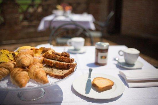 Petrignano, Italia: Breakfast