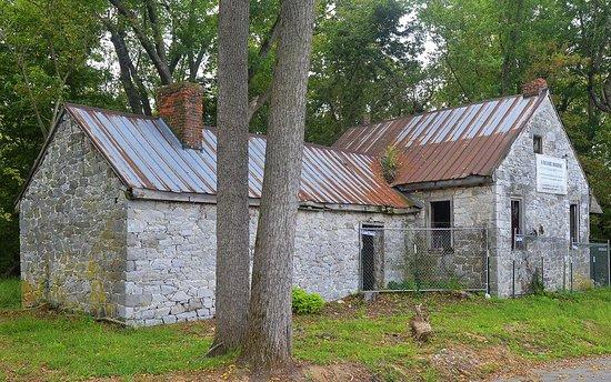Hagerstown, MD: Historic Saylor House in Kiwanis Park