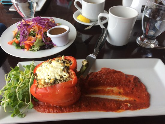 Schofields Bistro: Stuffed Pepper