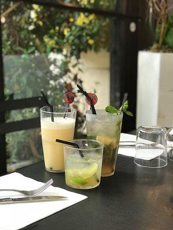 Bistrot Le Cap: Cocktails