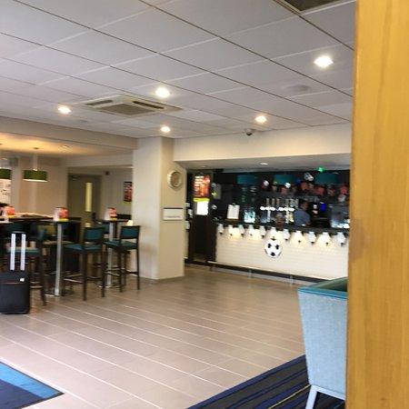 Bilde fra Holiday Inn Express Manchester Airport