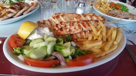 Sirocco Restaurant: 20180607_201710_large.jpg