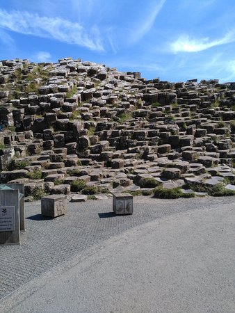 Giants Causeway and Game of Thrones film locations from Dublin: Giants Causeway