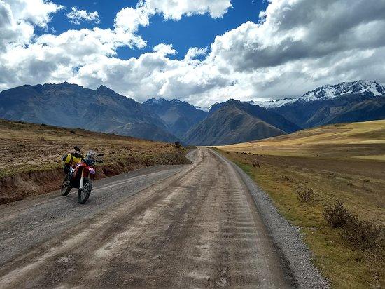 Motorcycle Tours Peru: Maras