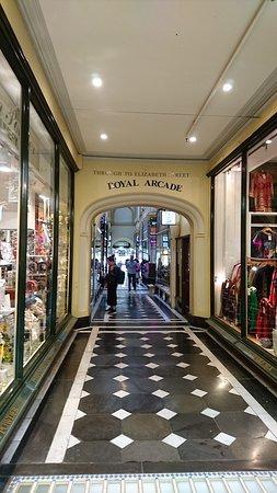 Royal Arcade: 皇家拱廊景觀