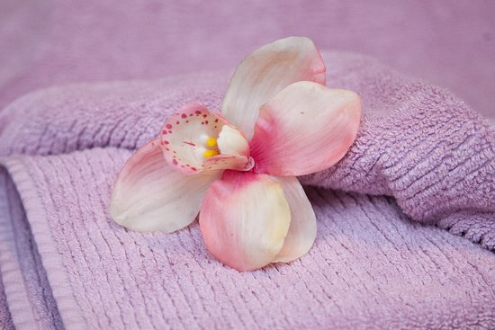 Mulberry Spa at Heacham Manor: Mulberry Spa Treatment Room
