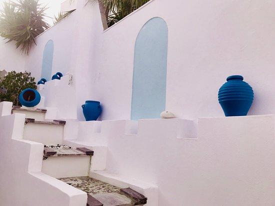 Naxos Hotel Poseidon: Hotel Poseidon - interno