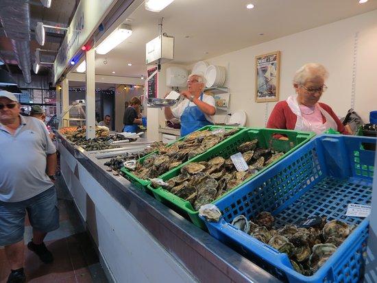 Halles & Manger: vishandelaar
