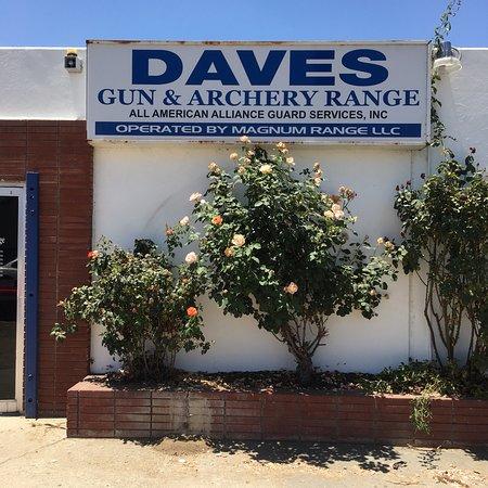 Dave's Magnum Range